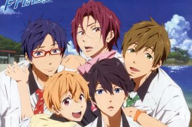 Free! TV-2: Eternal Summer / Свобода! Вечное Лето [1-13 из 13] 3gp