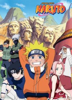 Naruto TV / Наруто (первый сезон) 3gp